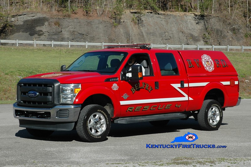 Belfry  Rescue 4<br /> 2013 Ford F-450 4x4<br /> Greg Stapleton photo