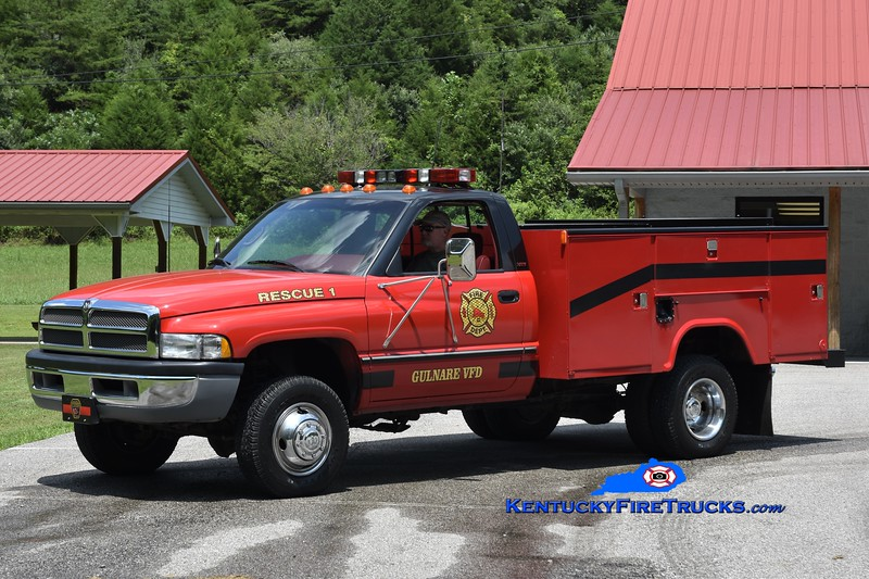 Gulnare  Rescue 1<br /> 1999 Dodge Ram 4x4/Stahl <br /> Greg Stapleton photo