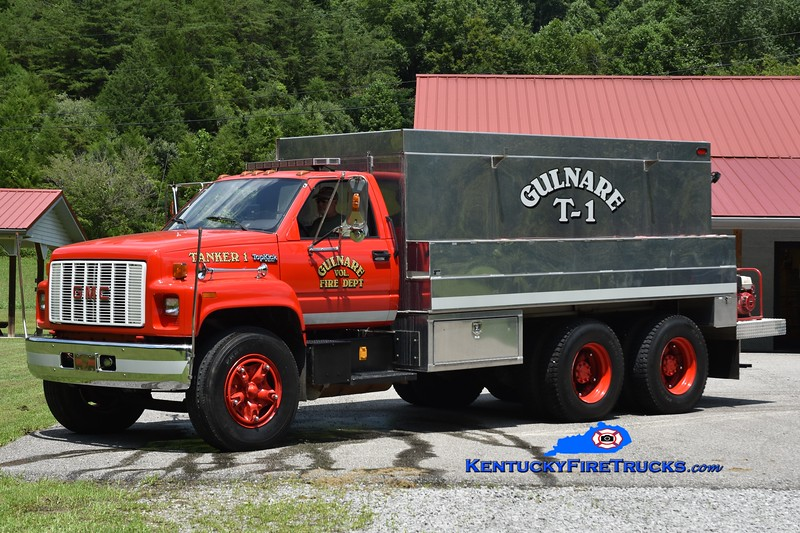 Gulnare  Tanker 1<br /> 1990 GMC Topkick/2017 Reynolds 250/2300<br /> Greg Stapleton photo