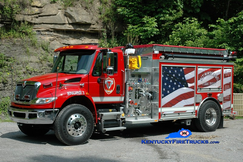 <center> Hurricane Creek  Engine 2  <br> 2012 International 4400/Wynn 1250/2000/CAFS-30 <br> Greg Stapleton photo </center>