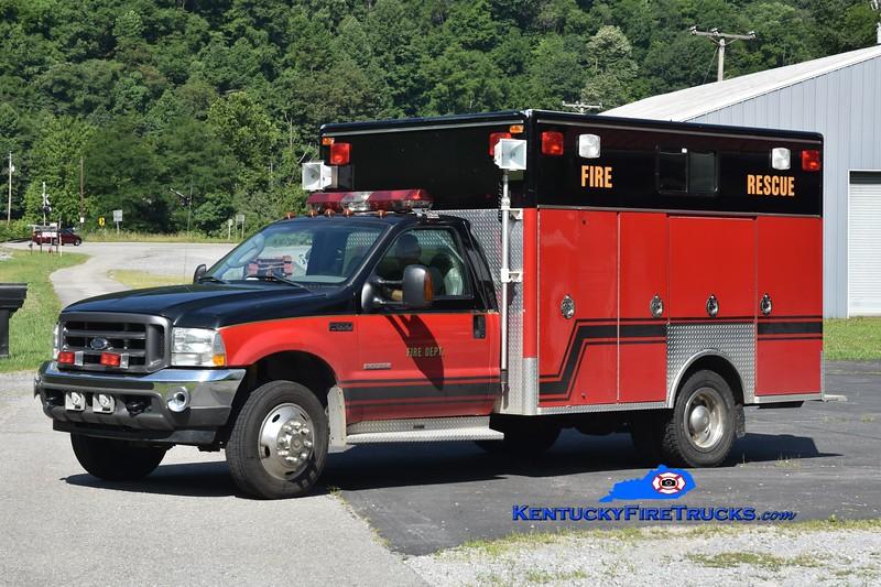 Kimper  Rescue 1<br /> x-Macomb, MI<br /> 2004 Ford F-550 4x4/EVI<br /> Greg Stapleton photo