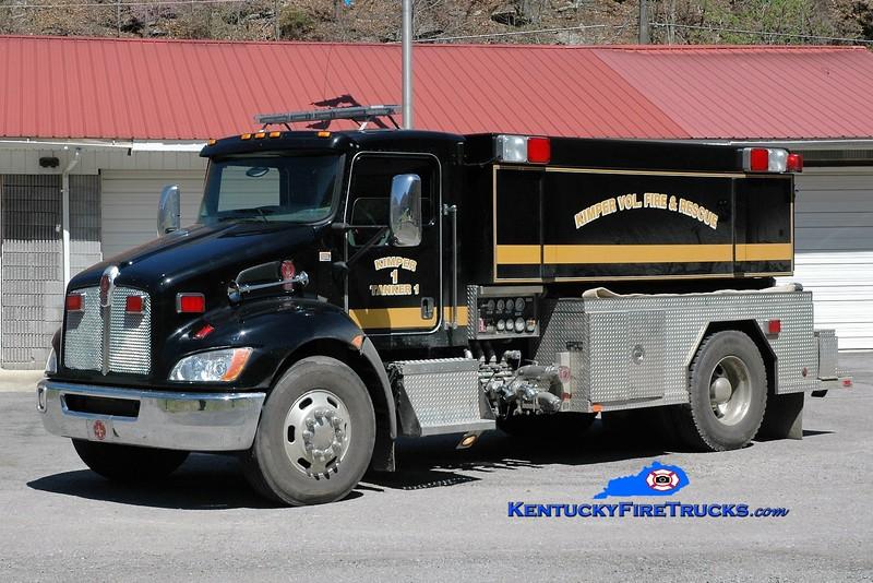 Kimper  Tanker 1<br /> 2009 Kenworth T-300/Fouts Bros 750/2000<br /> Greg Stapleton photo