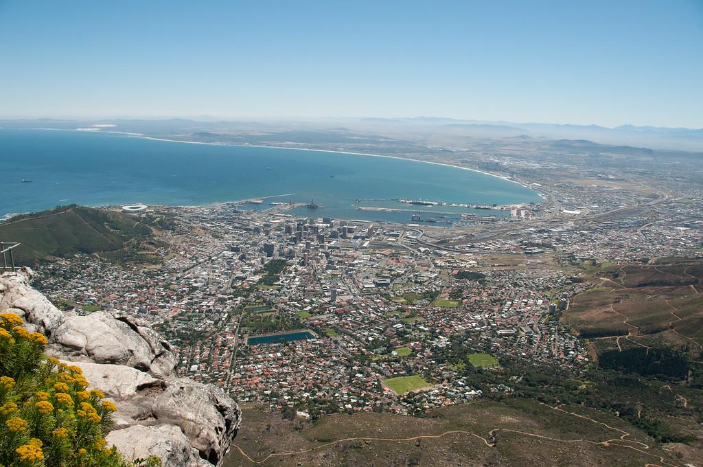 2009-November-27-Cape Town - Table Mountain-13-2