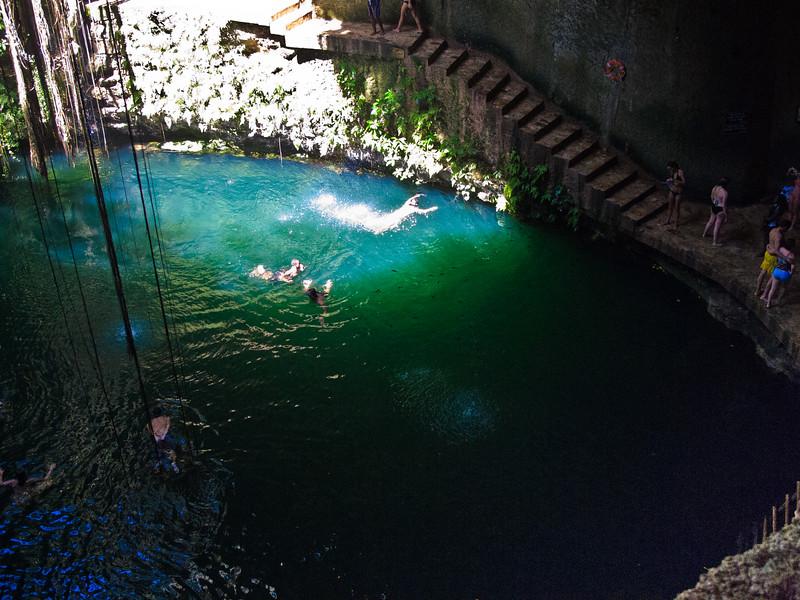 Ik Kil Cenote-36