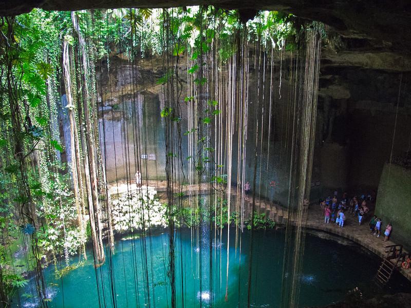 Ik Kil Cenote-17