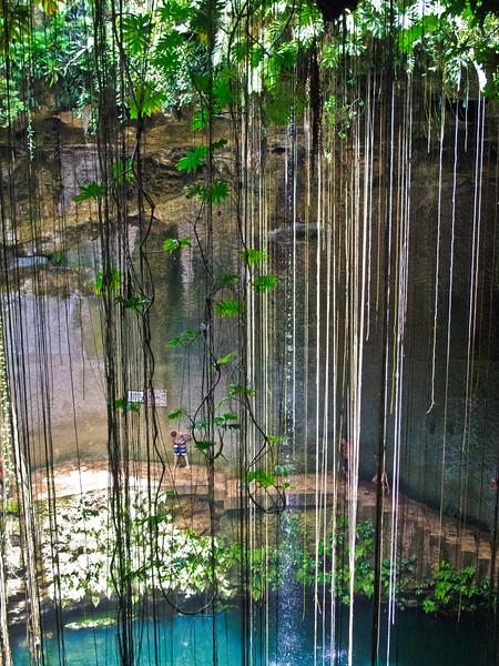 Ik Kil Cenote-20