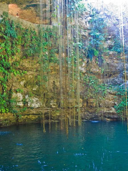 Ik Kil Cenote-30