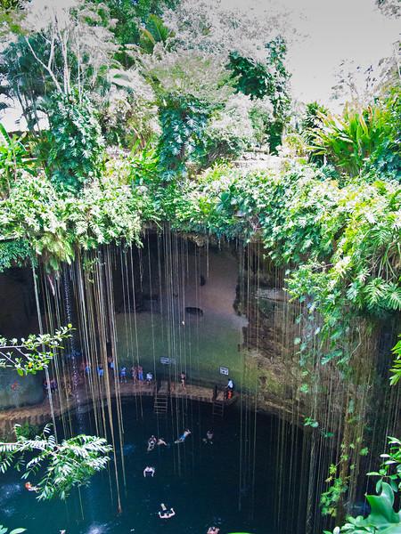 Ik Kil Cenote-15