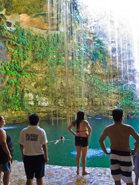 Ik Kil Cenote-32