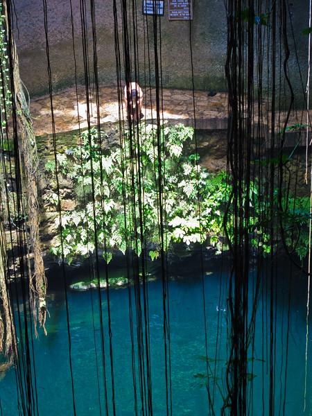 Ik Kil Cenote-18