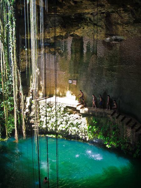 Ik Kil Cenote-22