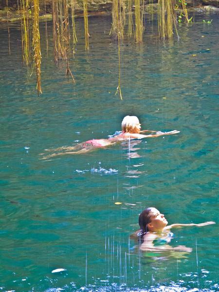 Ik Kil Cenote-23