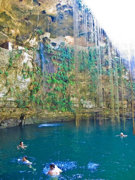 Ik Kil Cenote-27