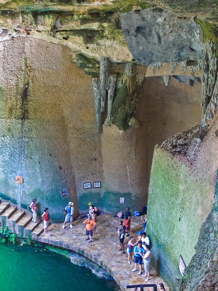 Ik Kil Cenote-21