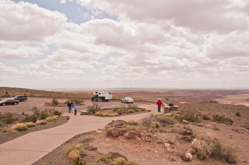 Petrifird Forest, Painted Desert (5 of 5)