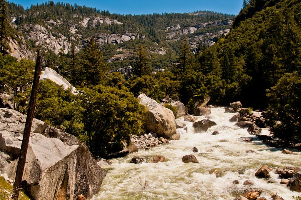 The Merced River