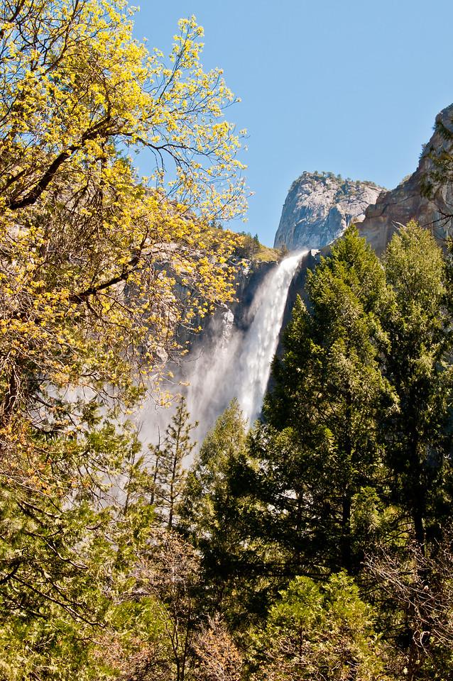 Bridalveil Waterfall, Yosemite
