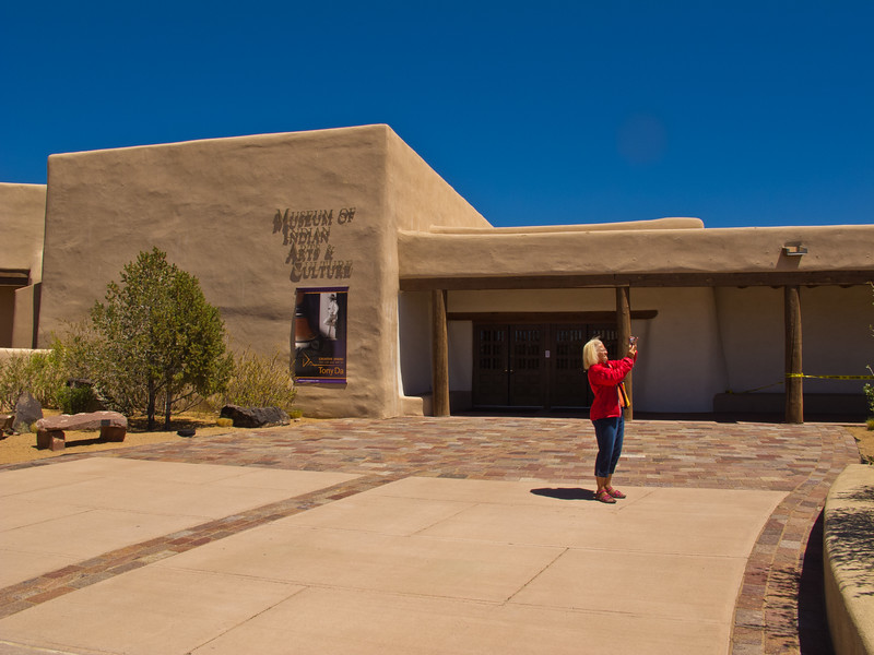 Museum of Indian Arts and Culture (2 of 5)