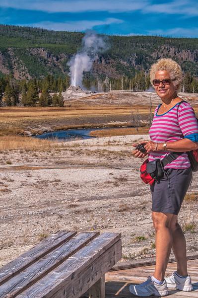 Yellowstone Day 1