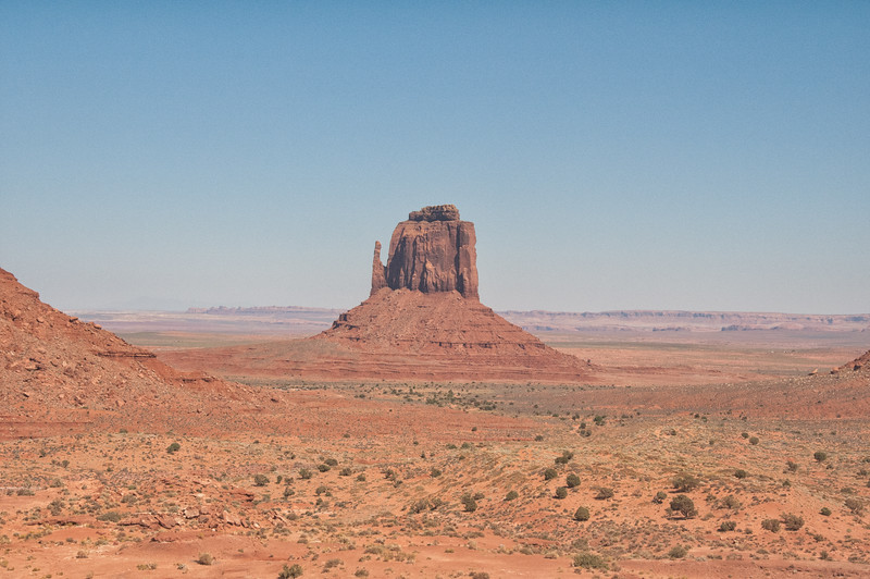 Monument Valley Trail