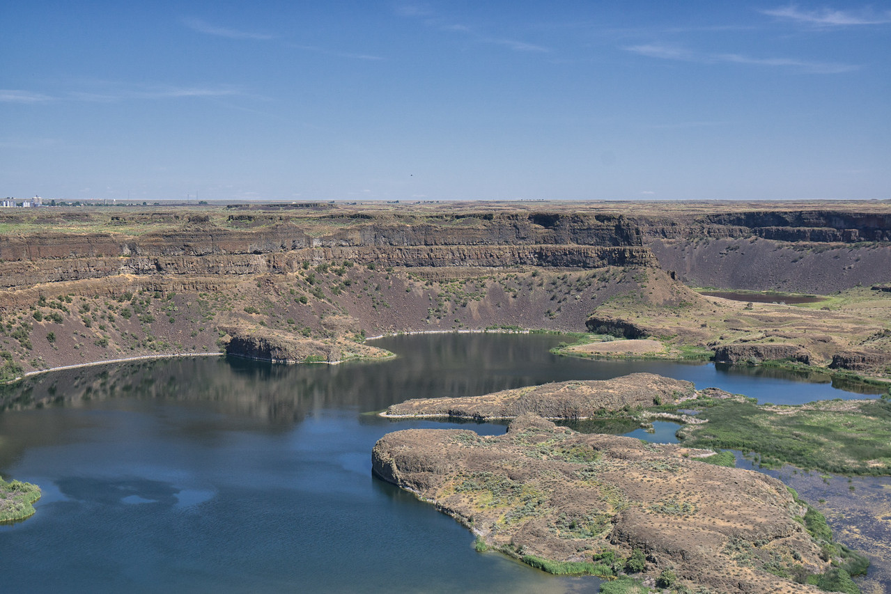 The scablands