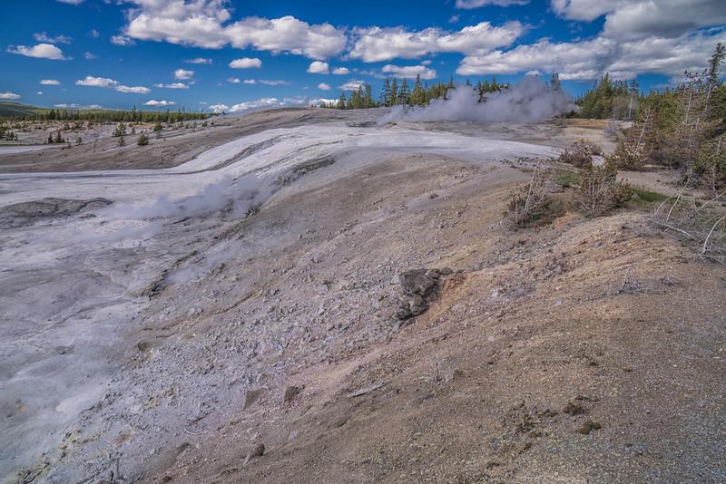 Yellowstone National Park - Norris Basin