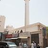 Mosque in downtown Dubai