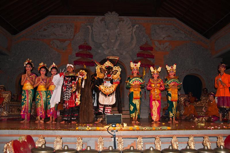 Bali - Legong and Barong (57 of 59)