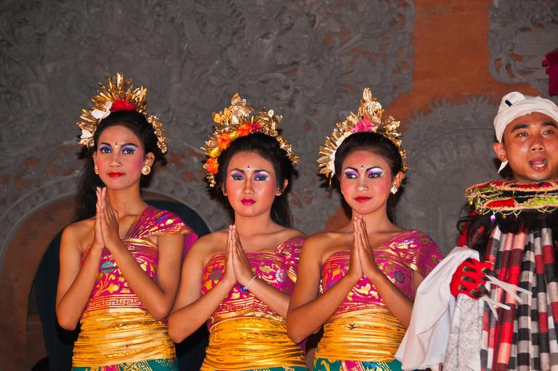 Bali - Legong and Barong (58 of 59)