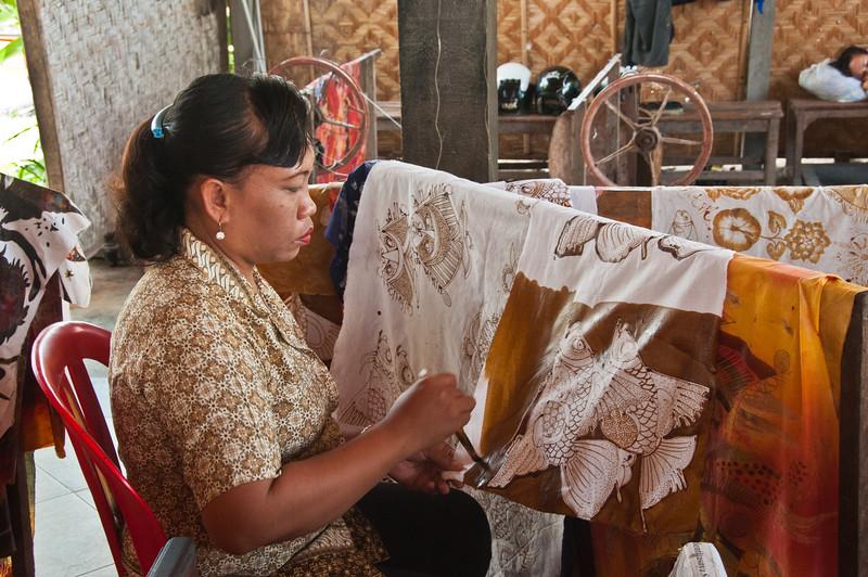 Bali - Batik warehouse (1 of 4)