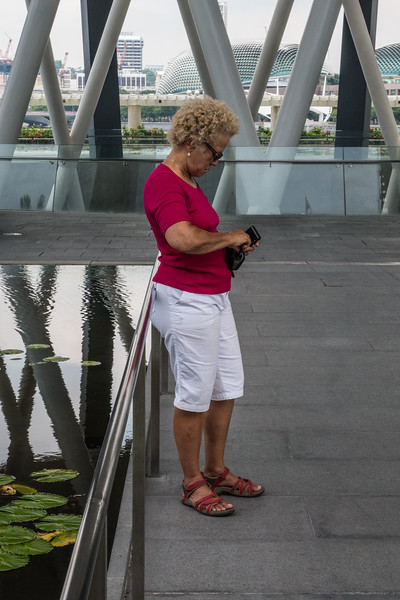 Around Marina Bay, Singapore