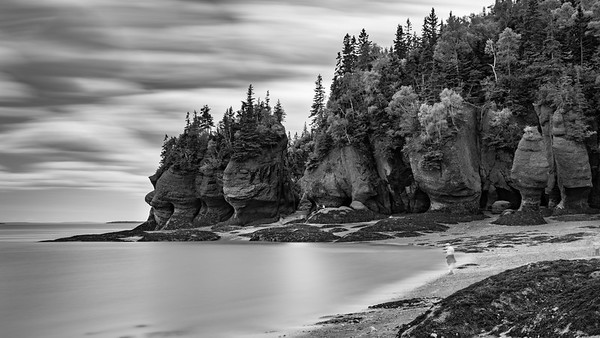 The Ghost of Hopewell Rocks