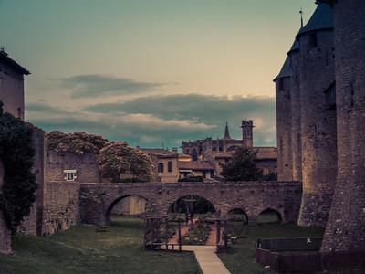 Carcassonne Medieval City