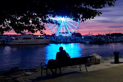 National Harbor romance