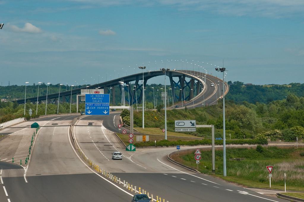 Pont du Normandy-11