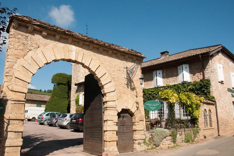 Charles Hastings Wine Club - Beaujolais 2012-43