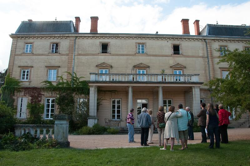 Charles Hastings Wine Club - Beaujolais 2012-13