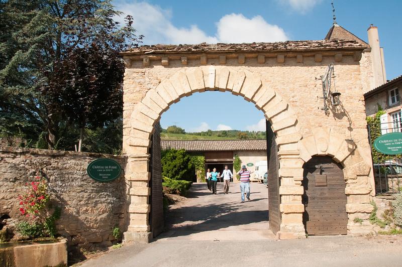 Charles Hastings Wine Club - Beaujolais 2012-44