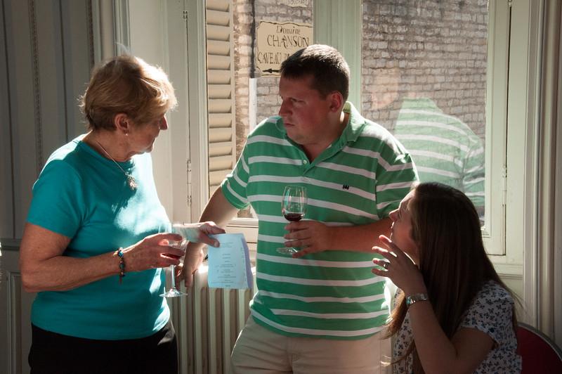 Charles Hastings Wine Club - Beaujolais 2012-49