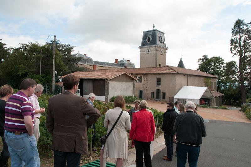 Charles Hastings Wine Club - Beaujolais 2012-4
