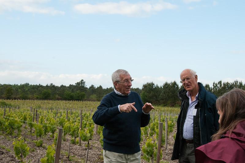 Jean-Pierre Tastet talks terroir