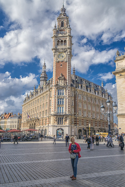 Chamber of Commerce,Lille