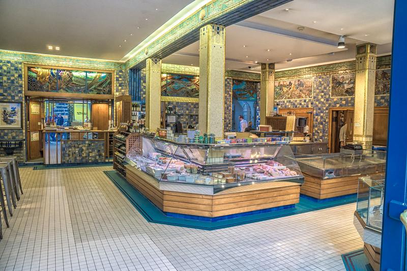 Food shop, Lille