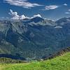 At Guzet, Ski resort, Pyrenees