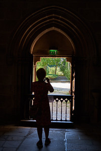 Inside Limoges Cathedral