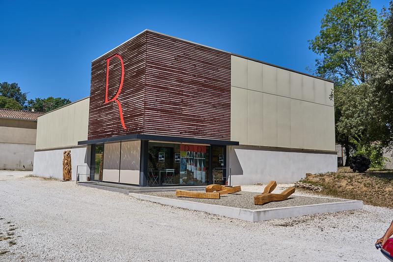 At Domaine Deleuze-Rochetin