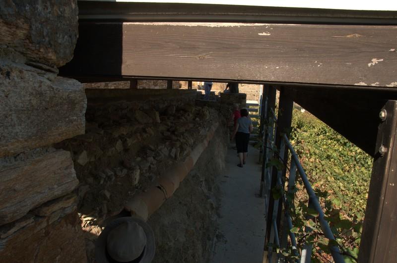 A 6th century BC aqueduct