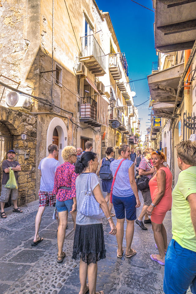 Cefalu - around the old town