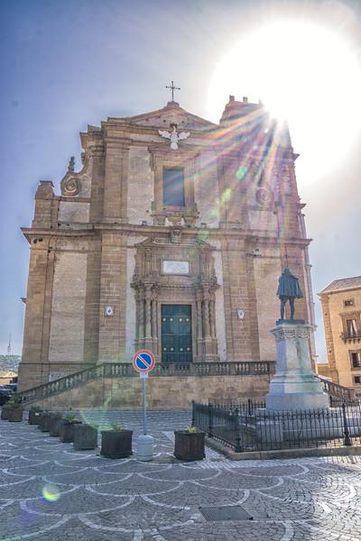 Duomo, Piazza Armerini, Sicily