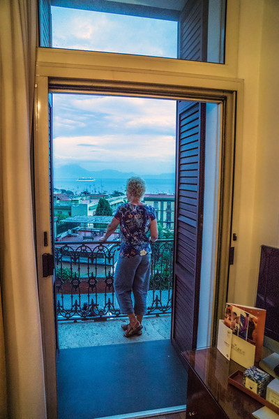 Grand Hotel Parkers, Naples